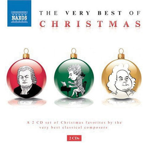 The Very Best of Christmas 2-CD Set