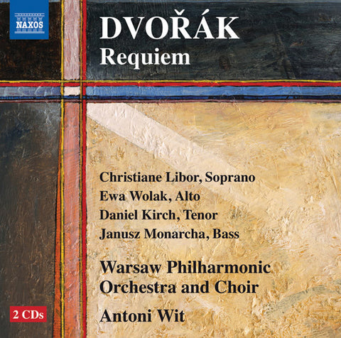 Dvorak: Reqiuem 2-CD Set