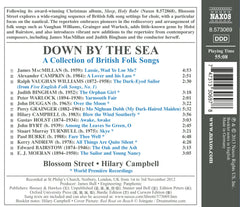 Down by the Sea: British Folk Songs