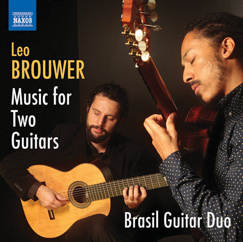 Brouwer: Music for Two Guitars