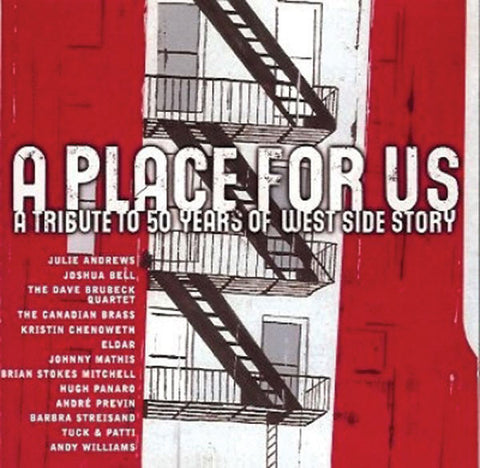 """A Place For Us"" Tribute to 50 Years of West Side Story"