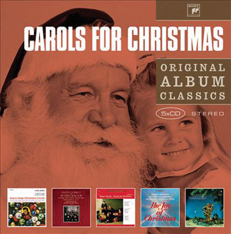 Carols for Christmas - Original Album Classics 5-CD Set