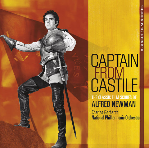 Captain Castile: Classic Film Scores of Alfred Newman