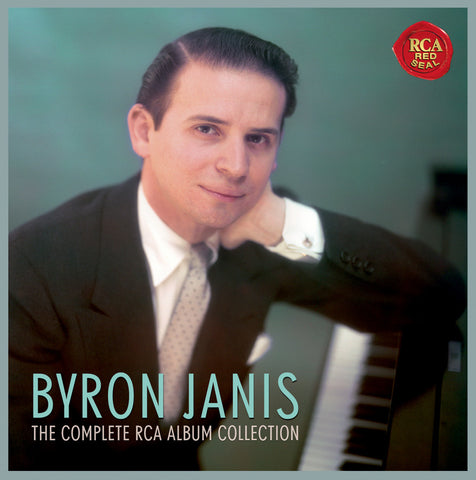 Byron Janis: The Complete RCA Recordings 12-CD Box