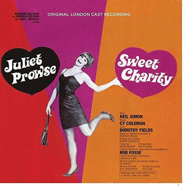 """Sweet Charity"" 1967 London Cast Recording"""