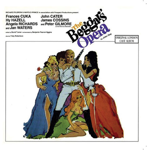 """Beggar's Opera"" 1968 London Cast Recording"