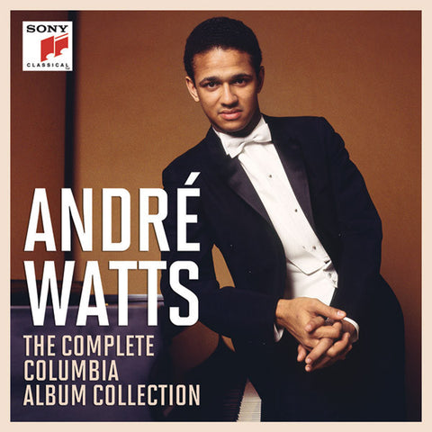 Andre Watts: Complete Columbia Collection 12-CD Set