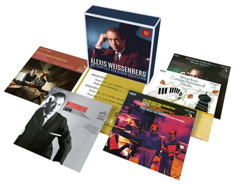 Alexis Weissenberg: Complete RCA Collection 7-CD Set
