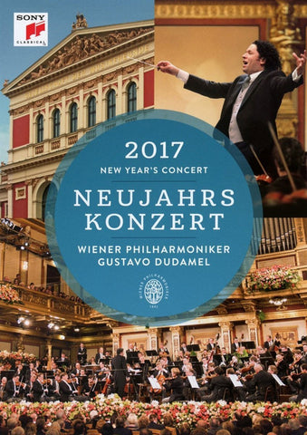 2017 New Year's Concert - Wiener Philharmonic DVD