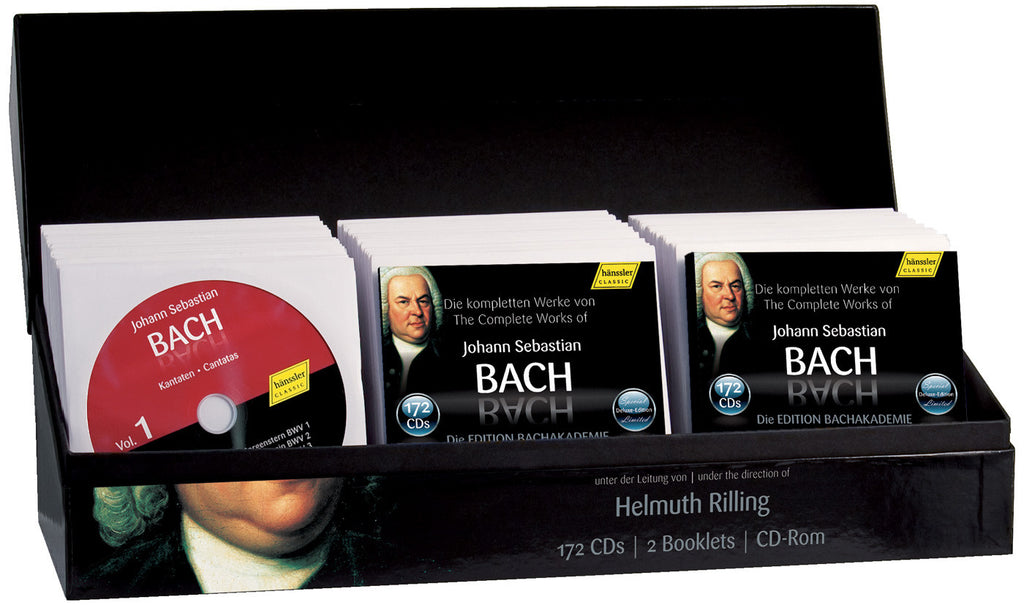 Complete Works of J.S. Bach (CD172)