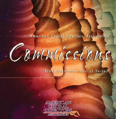 ACDA: Commissions (Brock Memorial Choral Series)