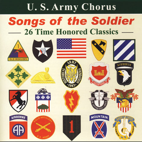 U.S. Army Chorus: Songs of the Soldier