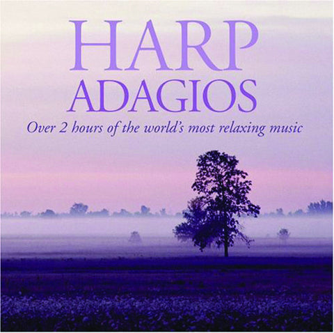 Harp Adagios 2-CD Set
