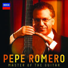 Pepe Romero: Master of the Guitar 11-CD Set