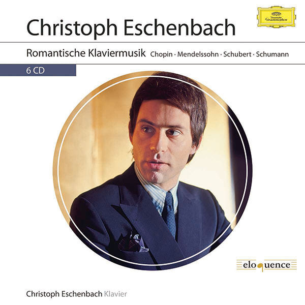 Eschenbach: Romantic Piano Music 6-CD Set - Music Superstore