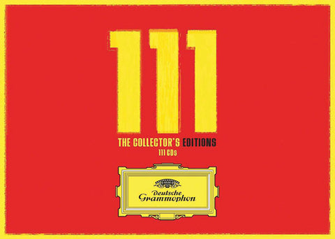111: The Collector's Edition 111-CD Limited Edition Box Set