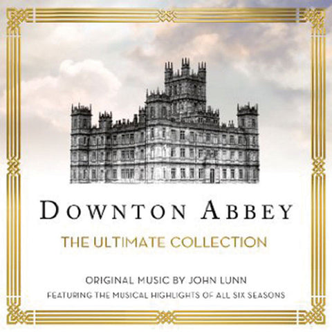 Downton Abbey: The Ultimate Collection 2-CD Set