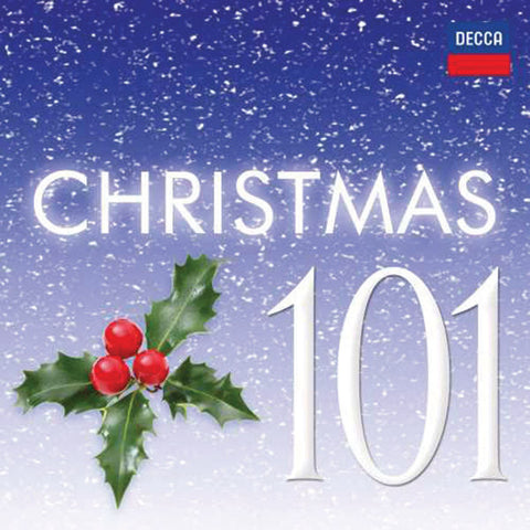101 Christmas 6-CD Set