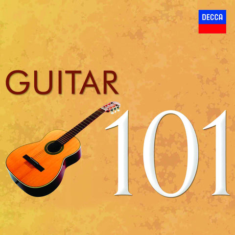 101 Guitar 6-CD Set