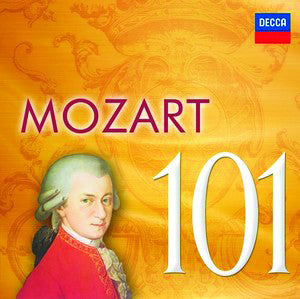 101 Mozart 6-CD Set