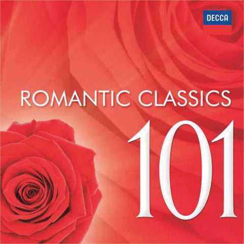 101 Romantic Classics 6-CD Set