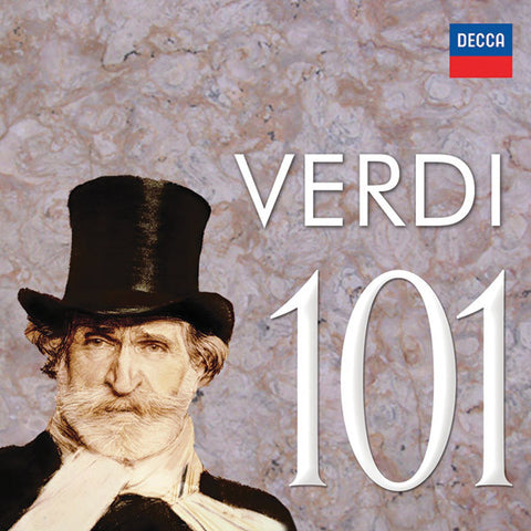 101 Verdi 6-CD Box Set