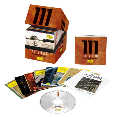 111 Violin 42-CD Box Set