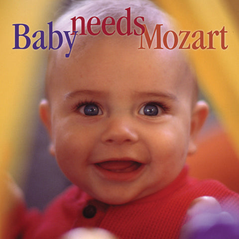 Baby Needs Mozart/Brahms/Bach/Haydn/Lullabys 5 CD set