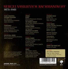 Rachmaninoff Edition 28CD