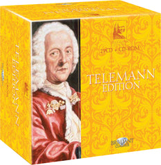 Telemann: 31-CD Set