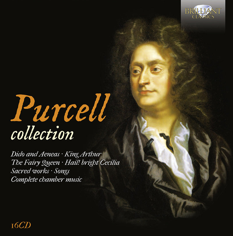 Purcell: Complete Edition 16-CD set