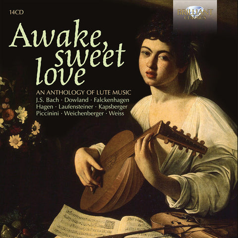 Awake Sweet Love: Anthology of Lute Music 14-CD Box Set