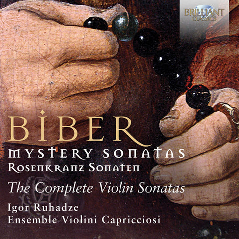 Biber: Mystery Sonatas 5-CD Set