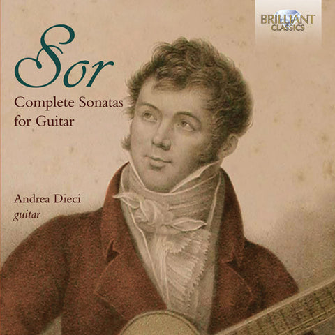 Sor: Complete Sonatas for Guitars