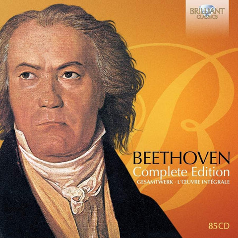 Beethoven: Complete Edition 85-CD Box Set