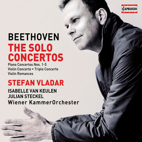 Beethoven: The Solo Concertos 4-CD Set
