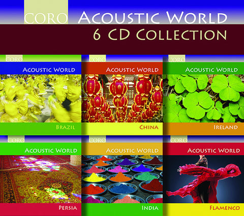 Acoustic World Collection 6-CD Set