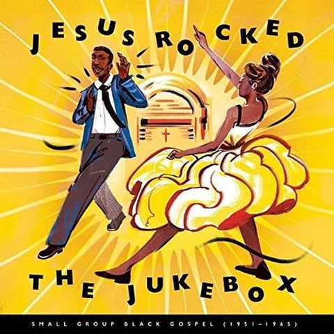 Jesus Rocked the Jukebox 2-CD Set