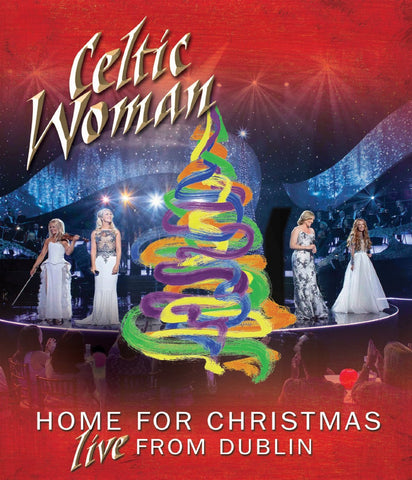 Celtic Woman: Home for Christmas DVD