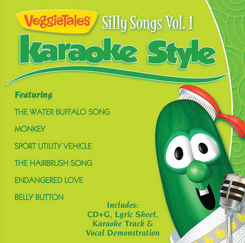 Veggie Tales Silly Songs Volume 1
