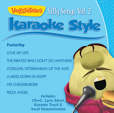 Veggie Tales Silly Songs Volume 2
