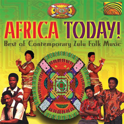 AFRICA TODAY! BEST OF CONTEMPO
