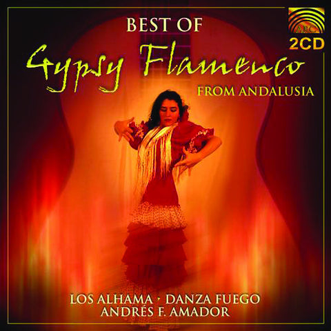 Best of Gypsy Flamenco 2-CD Set