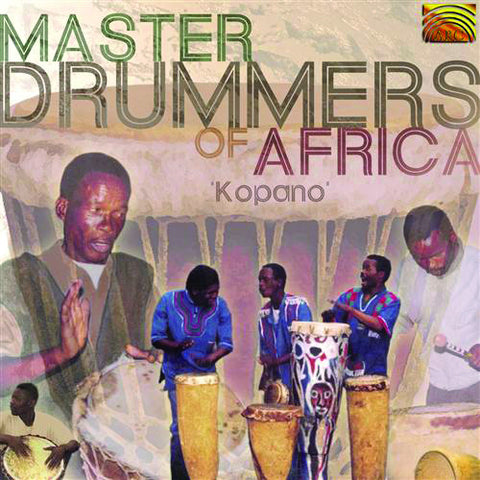 Master Drummers of Africa, Vol. 1