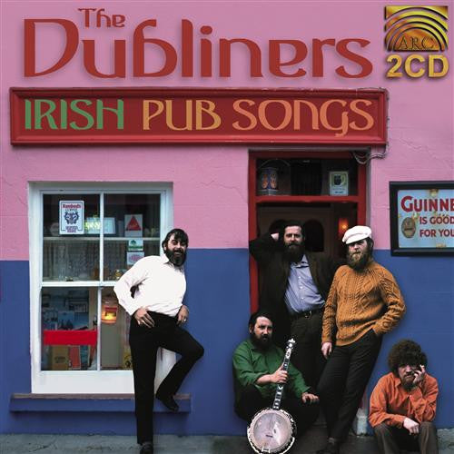The Dubliners: Irish Pub Songs 2-CD Set