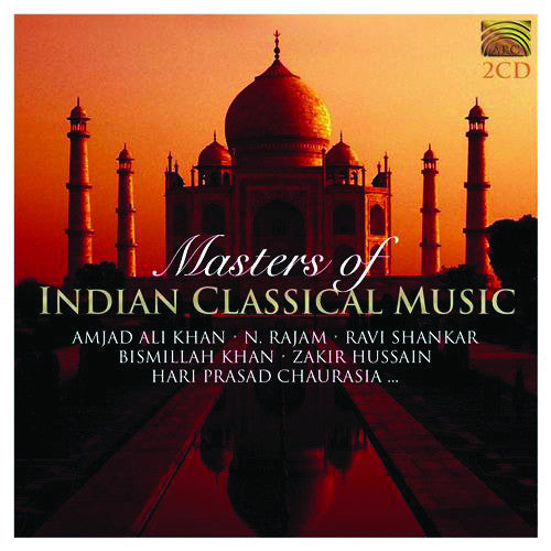 Masters of Indian Classical Music 2-CD Set