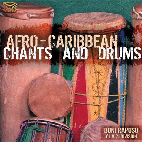 AFRO-CARIBBEAN CHANTS AND DRUM