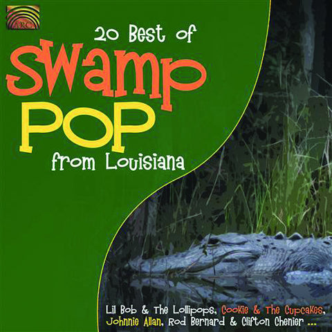 20 Best Swamp Pop