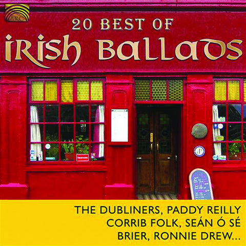 20 Best of Irish Ballads