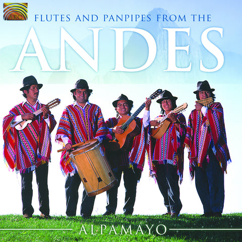 Flute and Panpipes from the Andes